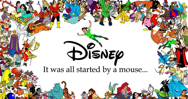 All of the Classic Disney Movies