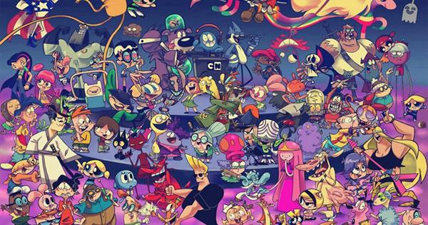 Cartoon Characters 2000s : Cartoons of the s how many have you seen