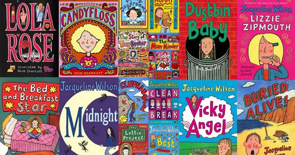 Most Popular Jacqueline Wilson Books How Many Have You Read