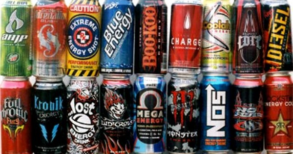 Nos Energy Drink Old Can Look
