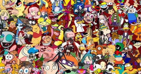 Cartoon Characters 2000s : S cartoon shows how many have you seen