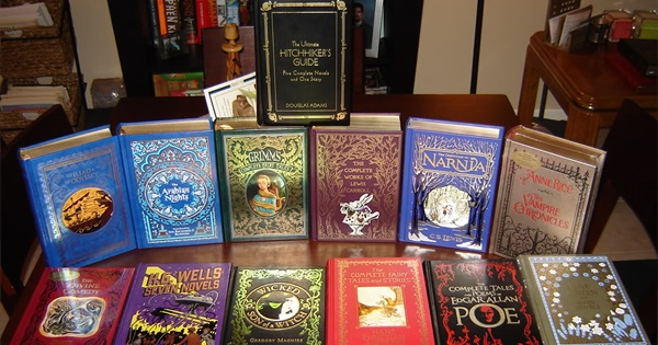 Books In The Barnes Amp Noble Collectible Editions Series