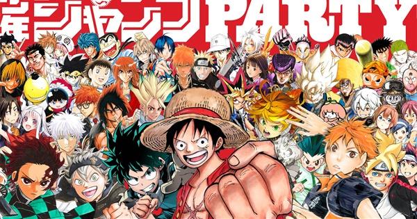 Shonen Jump Anime