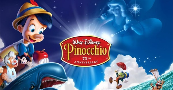Pinocchio Movies - How many have you seen?