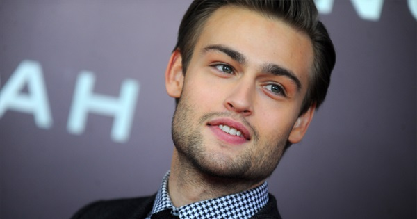 Douglas Booth Filmography