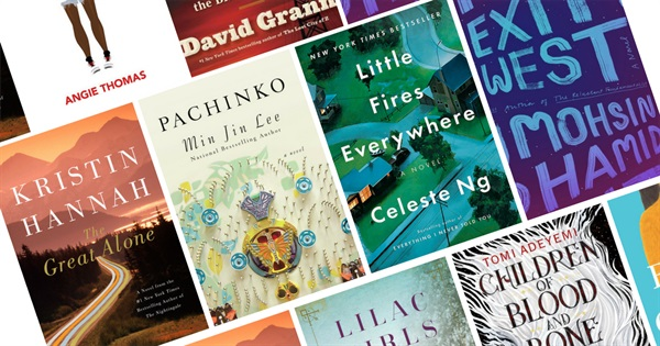 The 24 Most Popular Book Club Picks On Goodreads How Many Have You
