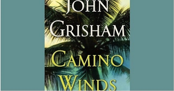 Camino Winds Book Cover