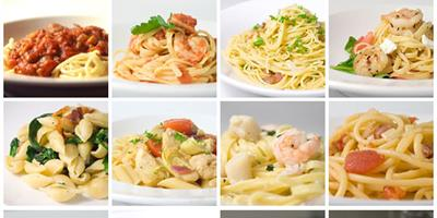 Types Of Pasta Dishes