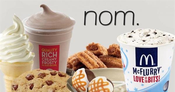 Best Fast Food Desserts Reddit