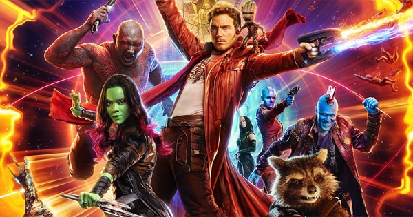 Guardians of the Galaxy Vol 2  Characters