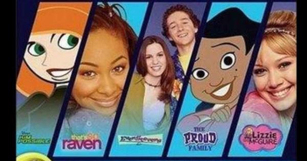 20 disney tv shows of 2000s