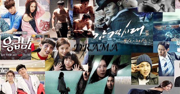 Korean Drama, Taiwanese Drama, Bollywood, Anime