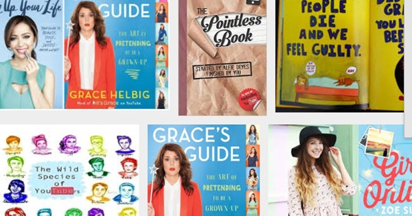 Youtuber Books How Many Have You Read Preordered
