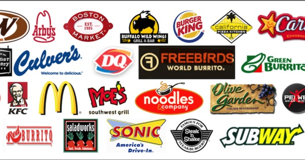 Fast Food Places In California