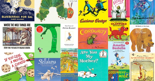 all time best selling children 39 s books how many have you read. Black Bedroom Furniture Sets. Home Design Ideas