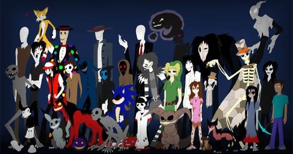 How Many Creepypasta Characters Do You Know?