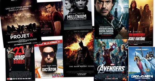 Top 100 Filme 2012