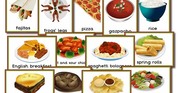 Foods from around the world how many have you tried for Around the world cuisine