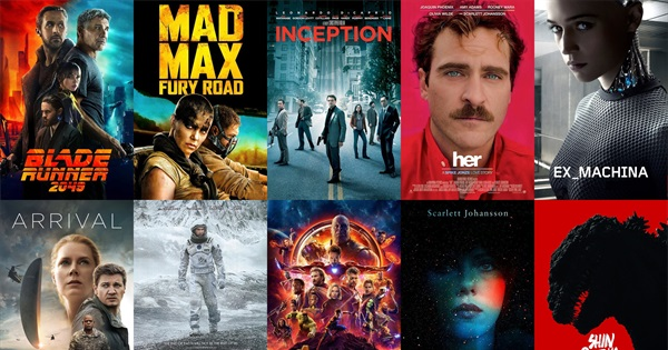 The 50 Greatest Science Fiction Movies Of The 2010s So Far