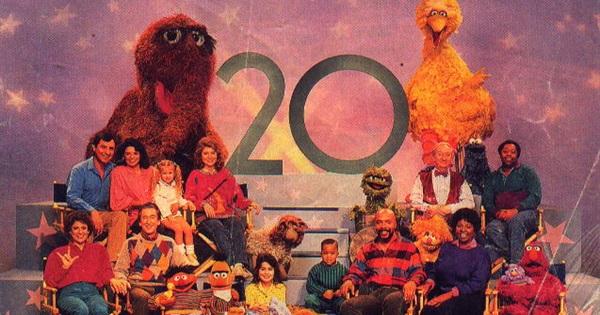 Sesame Street: Season 20 Characters