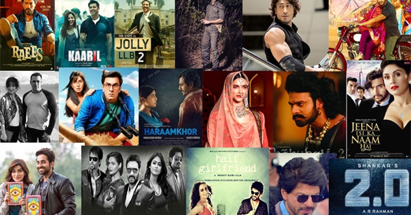 list of latest movies bollywood