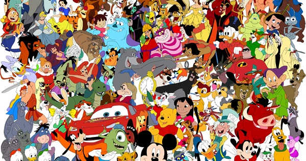 Cartoon Characters Kahoot : How many of these very popular movies have you seen