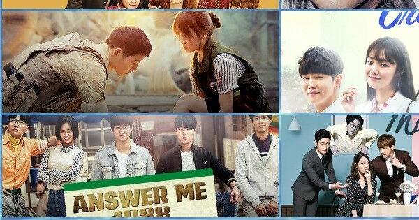 Mydramalist 100 Top Rated Korean Dramas (January 2019)