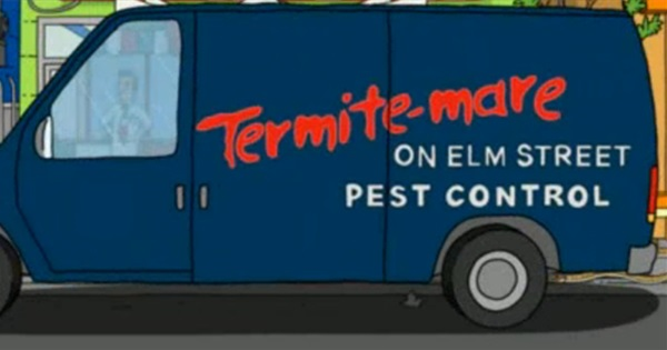 bobs burgers pest control trucks how many can you remember