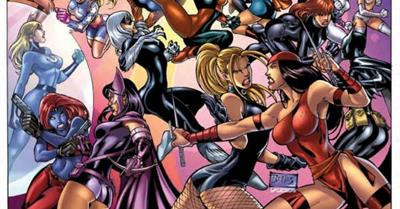 Marvel s female supervillains how many do you know