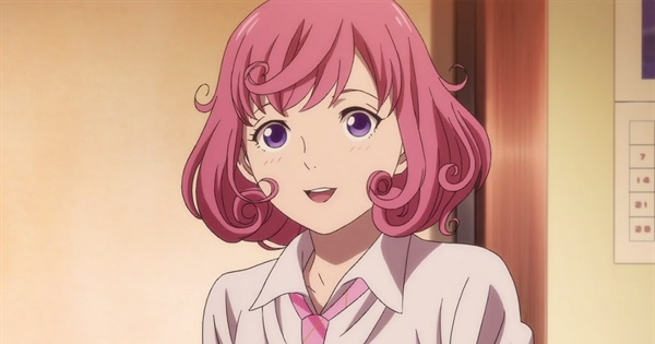 List Of Anime Characters With Pink Hair