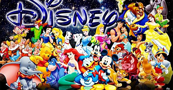 The Ultimate List of Disney Characters