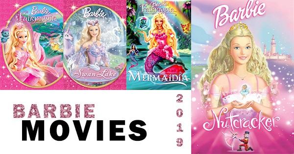 Neuer Barbie Film 2019