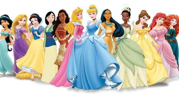 All Animated Disney Princess Movies (+Sequels/Prequels) in ...