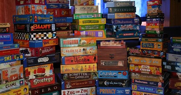 Top 100 Board Games