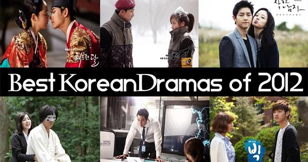 Top Korean Dramas | 2012