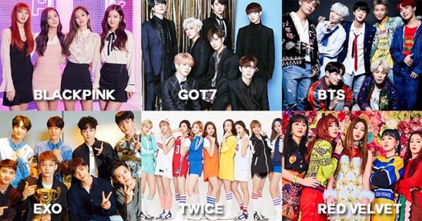 Kpop Idols Starring in Kdramas TOP LIST