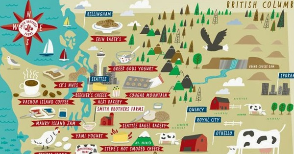 Ginormous List Of Washington State Restaurants How Many Have You