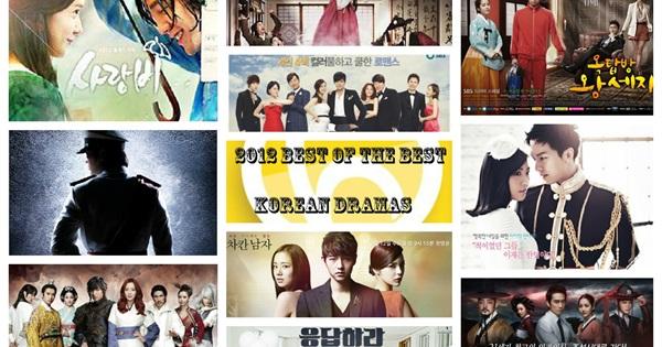 100 Asian Dramas - Korean, Japan, Taiwan, China