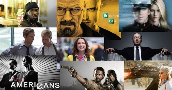 The Ultimate Drama TV Series List