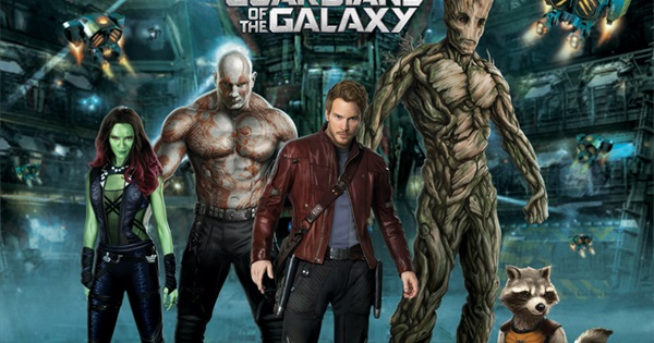 List of Guardians of the Galaxy Characters