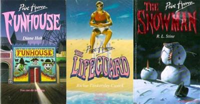 Point Horror Uk Original 90s Releases Which Of These Have You Read