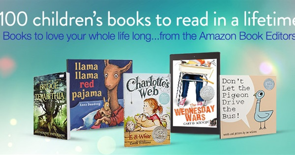 100 children 39 s books to read in a lifetime how many have you read. Black Bedroom Furniture Sets. Home Design Ideas
