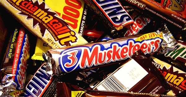 Candy Bars Brands