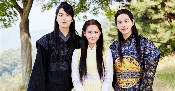 The King Loves (2017) and Other Korean Dramas w/English Subtitles