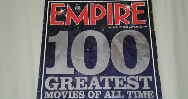 foto de 100 Greatest Movies of All Time (Empire Magazine May 2007)