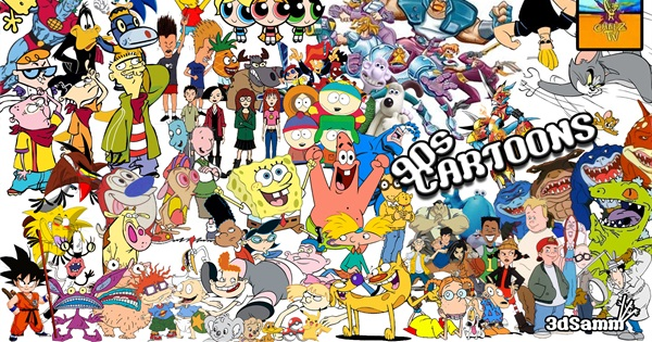 90s And 00s Cartoons