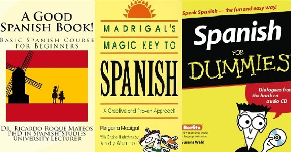 BOOKS TO LEARN SPANISH on Flipboard by Margaret Cooper