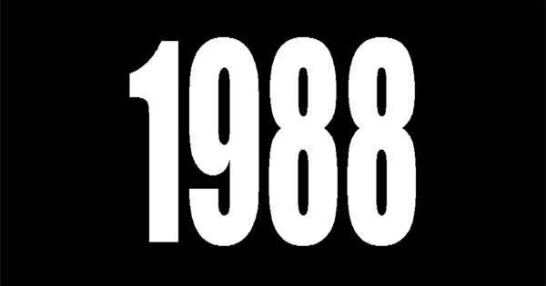 Top 100 songs of 1988 how many have you heard for Best music 1988