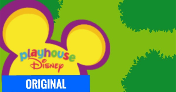 A List of Disney Junior/Playhouse Disney Shows