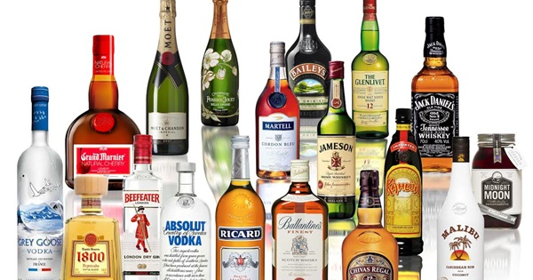 types of alcoholic beverages Types of alcohol and alcoholic beverages 17 m k c y k y k c m t here are different types of alcohol some are used in chemistry laboratories and industry, eg.